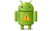 een app resetten met clear data op uw android device