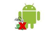 een app deleten van uw android device