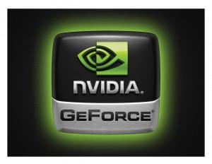 afbeelding van het logo van NVIDIA GeFOrce