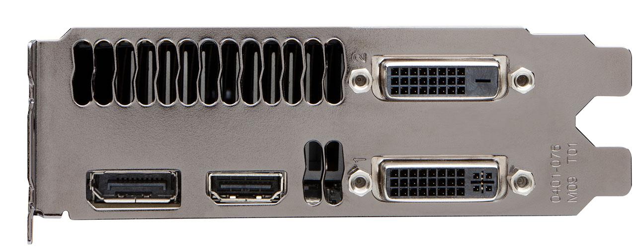 Videokaart Interface Aansluitingen En Uitgangen