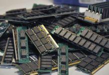 Hoeveel ram geheugen kan er in uw computer?