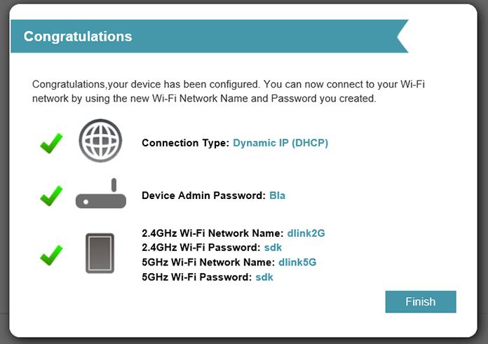 dlink-dir-842-ac1200-wifi-router-review-setup-congratulations